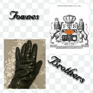 Fownes Vintage 100%Leather Gloves